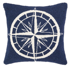 Compass Hook Pillow
