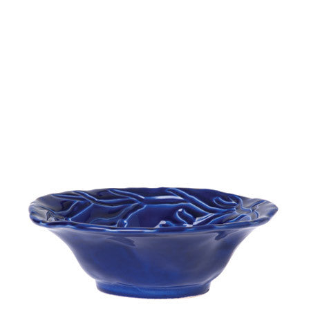 Corallo Blue Bowl Set by Vietri- Retired-Limited Stock!