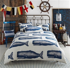 Moby Duvet Cover