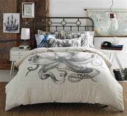 Pulpo Duvet Cover