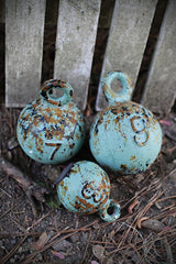 Rustic Decorative Nautical Weights