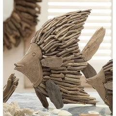 Driftwood Angel Fish