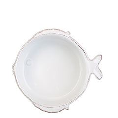 Lastra Fish Cereal Bowl Set of 4 by Vietri
