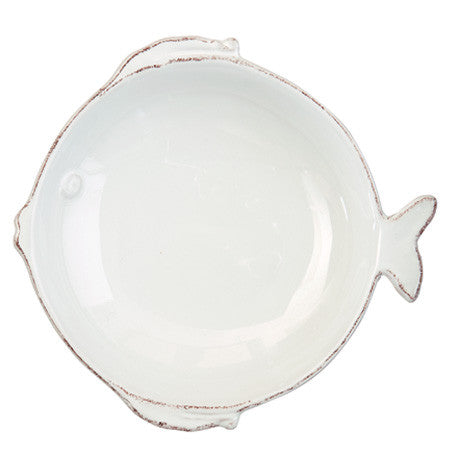 Lastra Fish Medium Serving Bowl