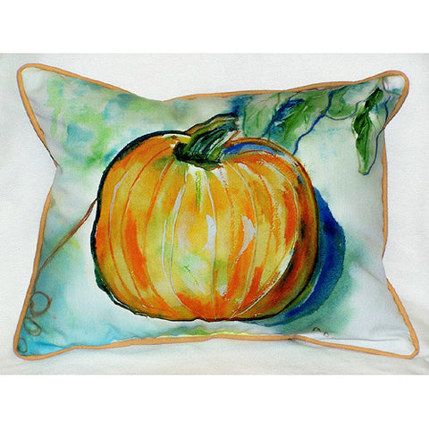 Pumpkin Large Pillow Indoor/Outdoor Pillow