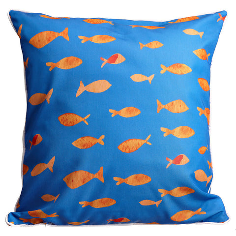Fish Tank Pillow