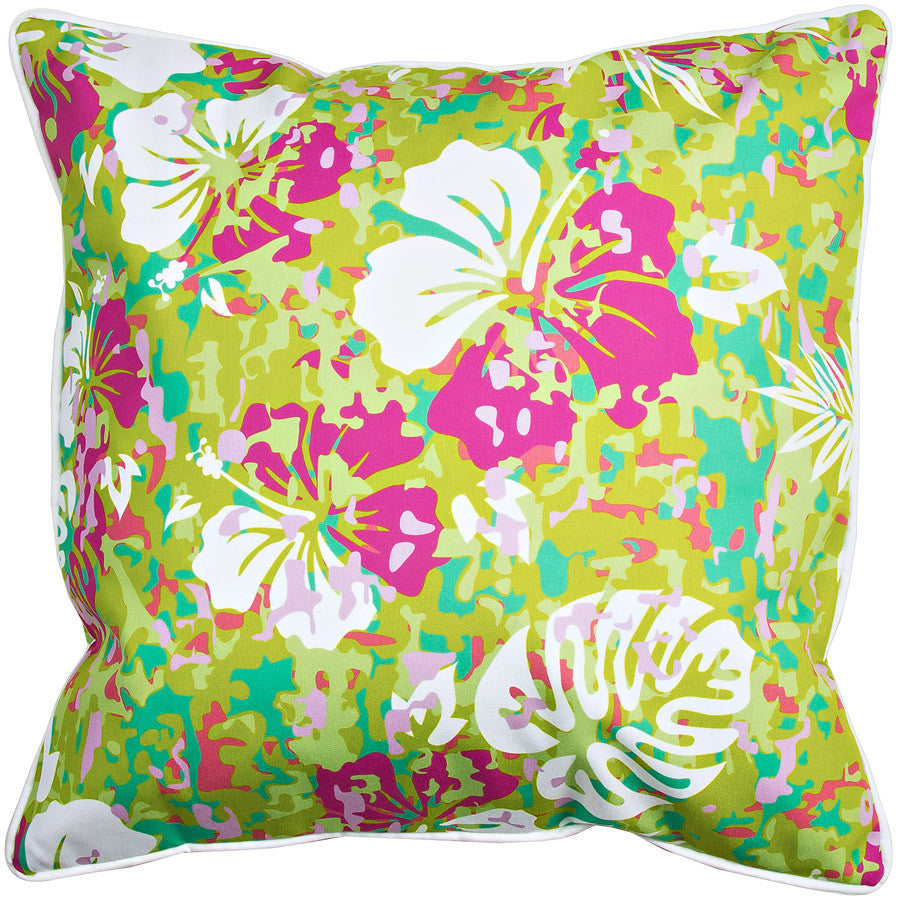 Key West Tropical Pillow