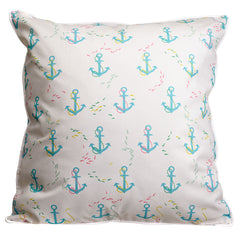 Amelia - Anchor Splash Pillow