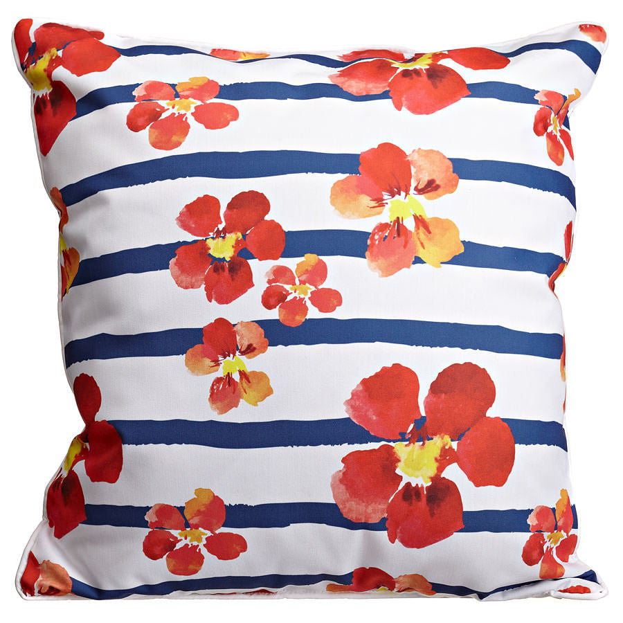 Nasturtiums Pillow
