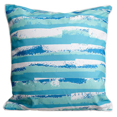 Ocean Currents Pillow