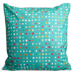 Diamonds Confetti Pillow