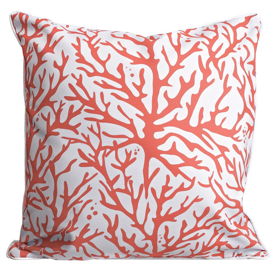 Coral Coral Pillow