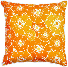 Orange Slices Pillow