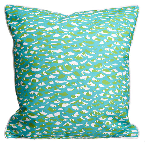 Fish Scales Pillow