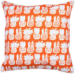 Pineapple Field Pillow