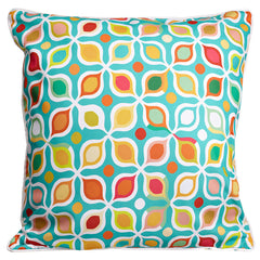 Vintage Geometric Pillow