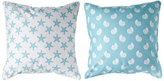 Marathon - Shell & Starfish Pillow