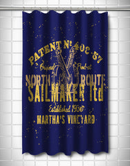 Sailmaker Ltd. Shower Curtain