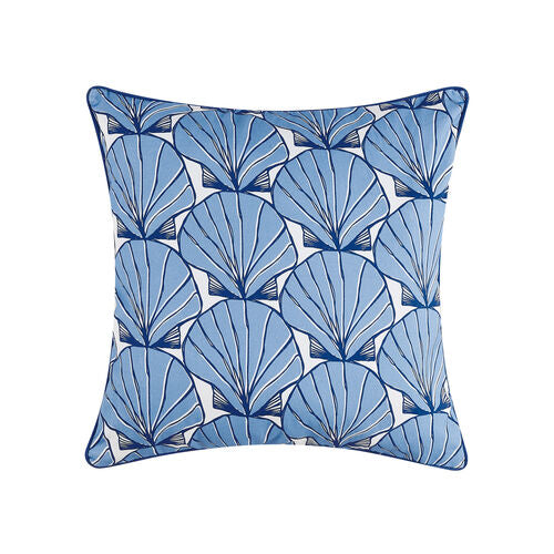 Scallops Printed Pillow