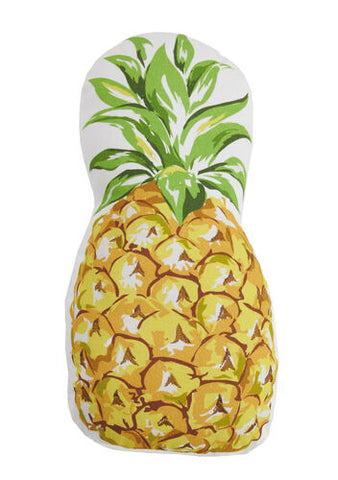 Pineapple Shaped Printed Pillow
