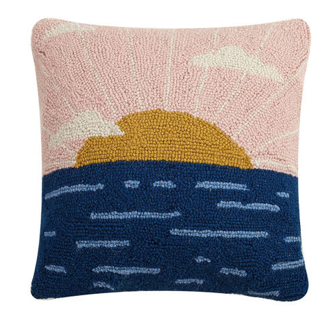 Sunrise Hook Pillow