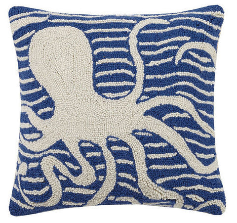 Multi Wave Octopus Hook Pillow
