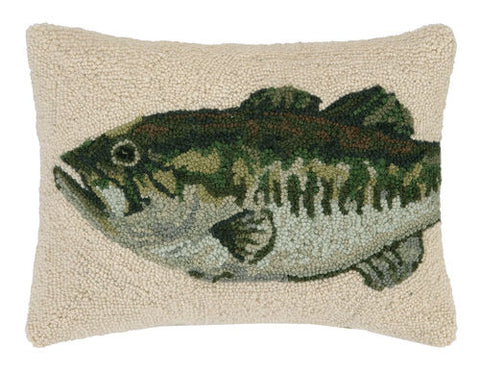 Bass Hook Pillow