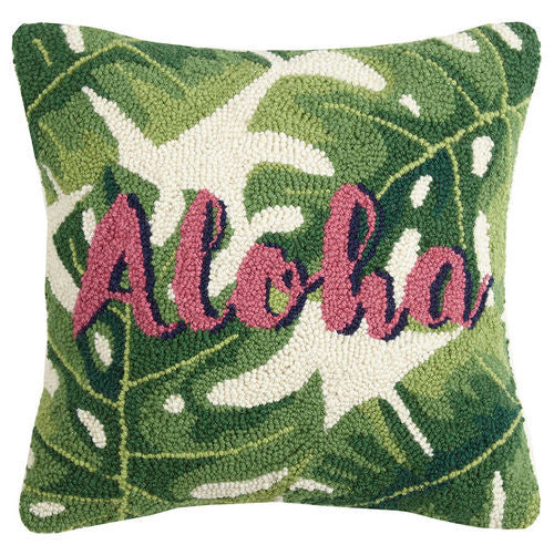 Aloha Hook Pillow