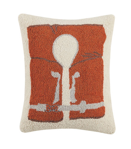 Life Jacket Hook Pillow