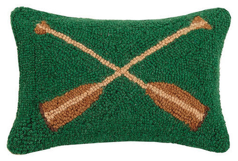 Oars Hook Pillow