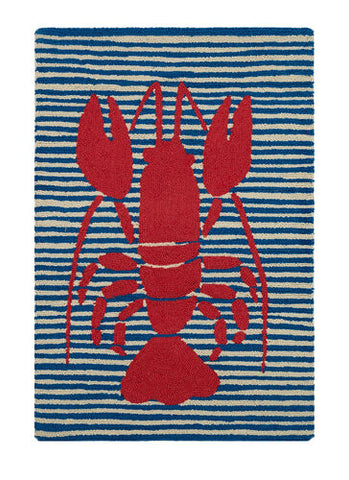 Lobster Hook Rug