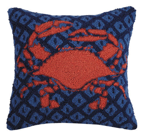 Crab Hook Pillow