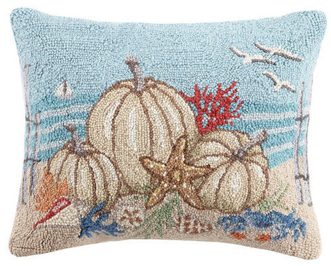 Autumn Tides Hook Pillow