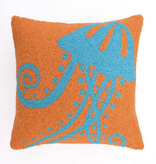 Jelly Fish Hook Pillow- Backordered Item