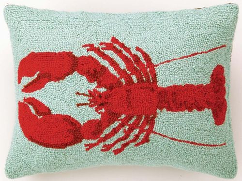 Lobster Hook Pillow- Limited Stock!