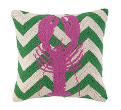 Lobster Hook Pillow- Backordered Item