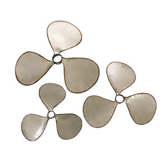 Pelham Propeller Wall Decor- Set of 3