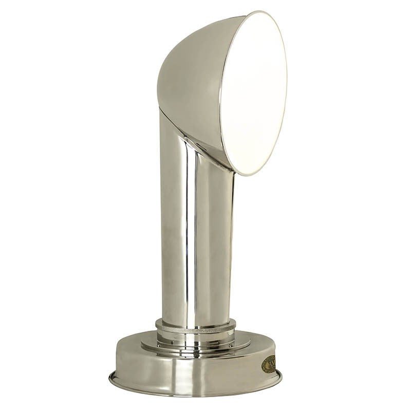 Steamer Funnel Lamp