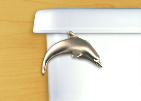 Dolphin Toilet Flush Handle