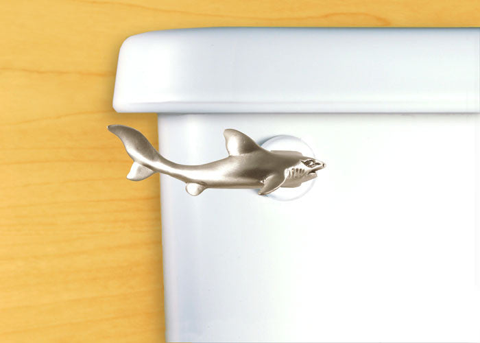 Shark Toilet Handle