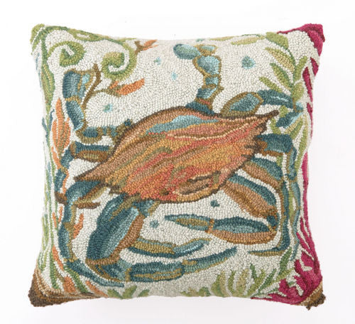 Sealife Crab Hook Pillow