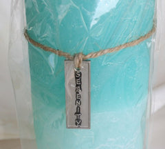 Spa Ocean Inspiration Candle - Serenity