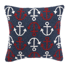 Ship Anchors Hook Pillow- Backordered