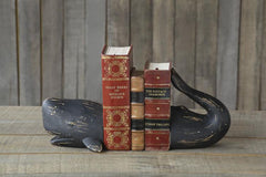 Whale Bookends Set