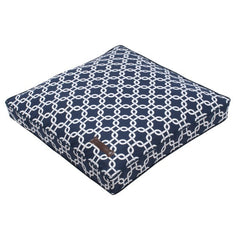 Marine Cotton Pillow Dog Bed