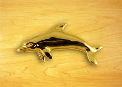 Dolphin Drawer Pull Knob