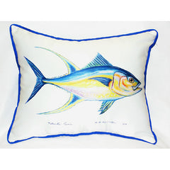 Betsy Drake Tuna Pillow- Indoor/Outdoor