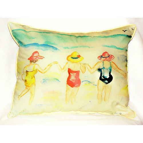 Betsy Drake Ladies Wading Pillow- Indoor/Outdoor
