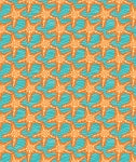 Starfish in Waves Fleece Throw Blanket