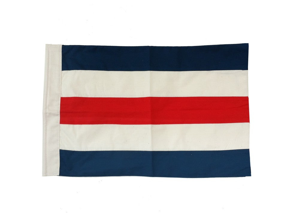 Letter C Cloth Nautical Alphabet Flag - 20